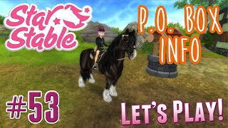 getlinkyoutube.com-Let's Play Star Stable #53 - Tan's Party & My P.O. Box!