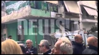 getlinkyoutube.com-NewsIt.gr: Ανατίναξαν σύνδεσμο του Παναθηναϊκού