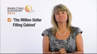 The Million Dollar Filing Cabinet - Tracy Penn