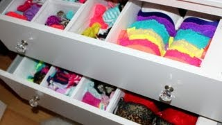getlinkyoutube.com-Bras & Panties Storage Tips!