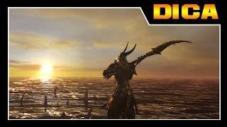 getlinkyoutube.com-DARK SOULS 2 [Dicas] Armadura do DRAGÃO NEGRO Como Conseguir!! [Black Dragon Armor Set]