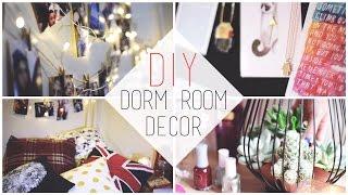 getlinkyoutube.com-Transform Your Dorm | DIY Decorations + Organization Tips - chanelegance