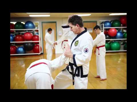 Self Defense Grabs Martial Arts Wilmington NC Karate Tang Soo Do
