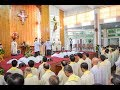Phong chức linh mục và phó tế tại Học viện Phanxicô ngày 8_4_2018