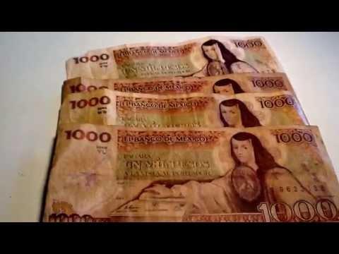 Billete de 1000 PESOS JUANA DE ASBAJE