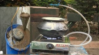"getlinkyoutube.com-How To Make Home Made Gobar gas plant By Rajiv Dixit""sDisciple."