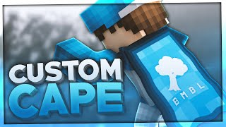 getlinkyoutube.com-Minecraft CUSTOM CAPE Tutorial - CAPE ERSTELLEN! mit LABYMOD | BaumBlau