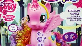 getlinkyoutube.com-Glowing Hearts Princess Cadance / Księżniczka Cadance ze Świecącymi Serduszkami - MLP - B1370