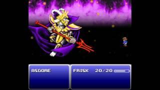 getlinkyoutube.com-Undertale - Bergentrückung/ASGORE (Final Fantasy VI Arrange)