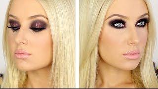 getlinkyoutube.com-NEW YEAR'S EVE Makeup Tutorial!