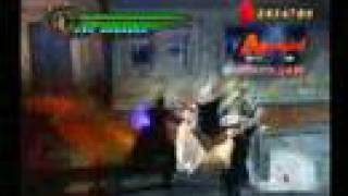 getlinkyoutube.com-Devil May Cry 4 - Extreme Nero Combo Vid ( Emotional Devil )