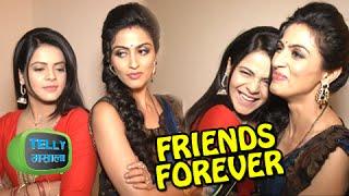 getlinkyoutube.com-Thapki & Shraddha Surprise Us With Their Offscreen Friendship | Thapki Pyar Ki