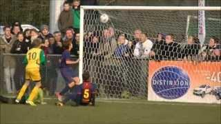 getlinkyoutube.com-Kappa Leclerc Mini Mondial Finale U11 FC Barcelone FC Nantes