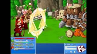 getlinkyoutube.com-Epic Battle Fantasy 4 - Boss 01 - Mighty Oak