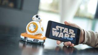 getlinkyoutube.com-BB-8 App-Enabled Droid || Built by Sphero