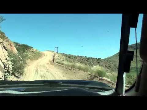 Orange River Detour to Springbok South Africa