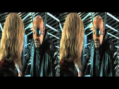 The Avengers - Official Trailer HD 3D - VO