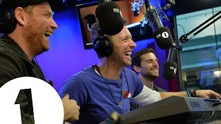 getlinkyoutube.com-Coldplay sing three very boring songs