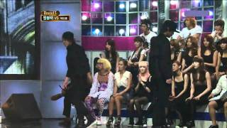 getlinkyoutube.com-B2ST vs MBLAQ Dance Battle @ Chuseok Special 100923