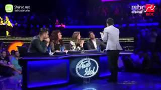 getlinkyoutube.com-Arab Idol - علي نجم- يا طير يا مسافر