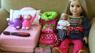 getlinkyoutube.com-How To Travel With Your American Girl Doll ~ Two Night Hotel Vacation Stay!