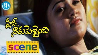 getlinkyoutube.com-Romance of the Day 05 || Rajeev Kanakala Romantic Scene