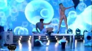 getlinkyoutube.com-El strip dance de Jimena Barón