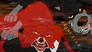 getlinkyoutube.com-The Fox and the Hound - Fight Scene HD