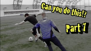 getlinkyoutube.com-Learn Amazing Football Matchplay Skills Part 7??!! CAN YOU DO THIS  F2 Freestylers