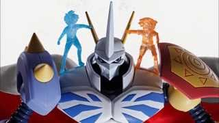 getlinkyoutube.com-Novedades - Figuras Digimon (G.e.m. & S.h. Figuarts)