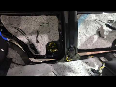 Great Wall Hover h3 (Грейт Волл Ховер) шумоизоляция