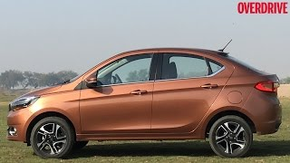 Tata Tigor - First Drive Review