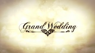 getlinkyoutube.com-After Effects Template - Grand Wedding