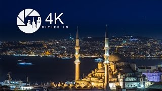 getlinkyoutube.com-Istanbul City in 4K