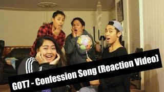 getlinkyoutube.com-GOT7 - Confession Song || Reaction Video