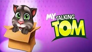 getlinkyoutube.com-My Talking Tom - Sony Xperia Z2 Gameplay