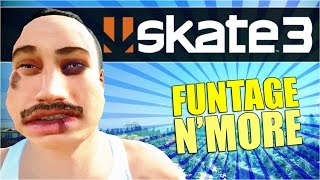 getlinkyoutube.com-SKATE 3 Funny Moments | Highlights