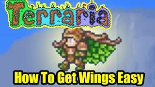 getlinkyoutube.com-Terraria How To Get Wings Easy | Easiest Fastest Wings