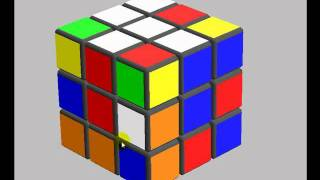 getlinkyoutube.com-Como Resolver el Cubo Rubik desde Cero (Paso a Paso) Parte 1