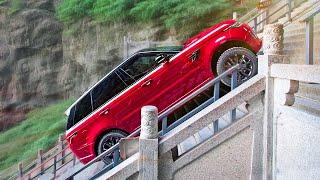 Range Rover Sport (2018) EXTREME CLIMB – Dragon Challenge
