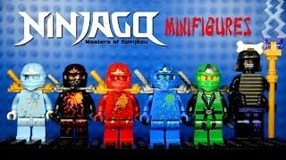 getlinkyoutube.com-LEGO Ninjago NRG Full Potential KnockOff Minifigures Set 6 (Bootleg)