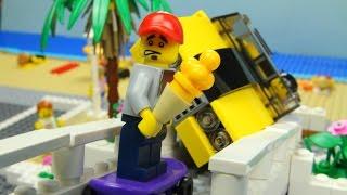 getlinkyoutube.com-Lego Beach Movie