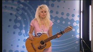 getlinkyoutube.com-Amanda Jenssens audition till Idol 2007 - Idol Sverige (TV4)