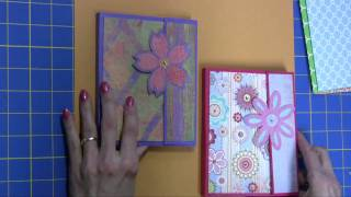 getlinkyoutube.com-File Folder Memo Pad Cover