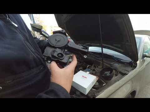 Где у Audi SQ5 находится прокладка клапанной крышки
