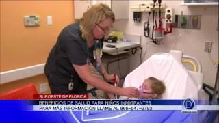 Beneficios de salud para niños inmigrantes