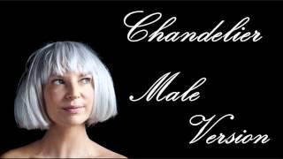 getlinkyoutube.com-Sia - Chandelier - Male Version