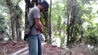 getlinkyoutube.com-berburu biawak part 1