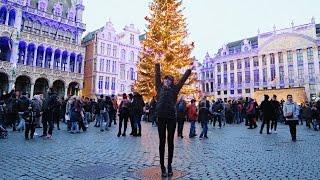 getlinkyoutube.com-A Weekend In Brussels | TRAVEL VLOG
