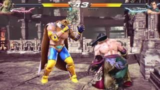getlinkyoutube.com-Tekken 7 -  E3 2016 Gameplay #1